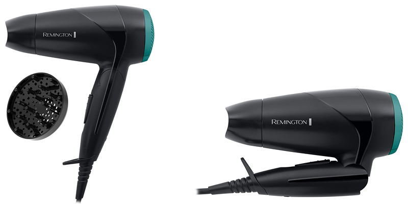 Remington Travel Hair Dryer | D1500