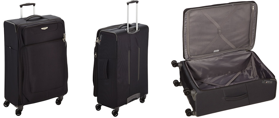 Samsonite Spark Spinner 4 Wheel Suitcase