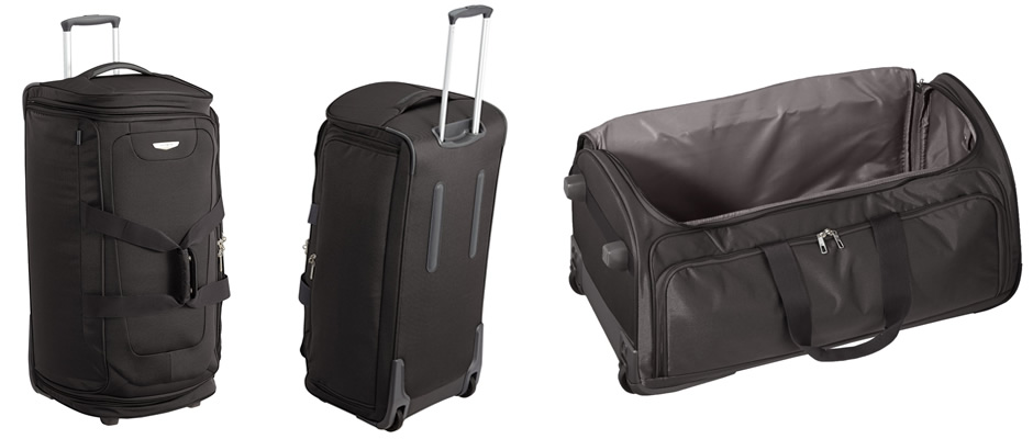 Samsonite Spark Duffle Wheeled Holdall Bag