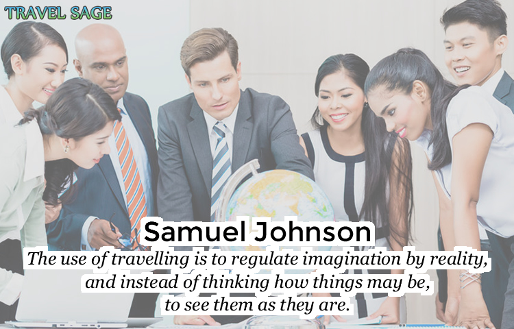 samuel johnson - regulate imagination