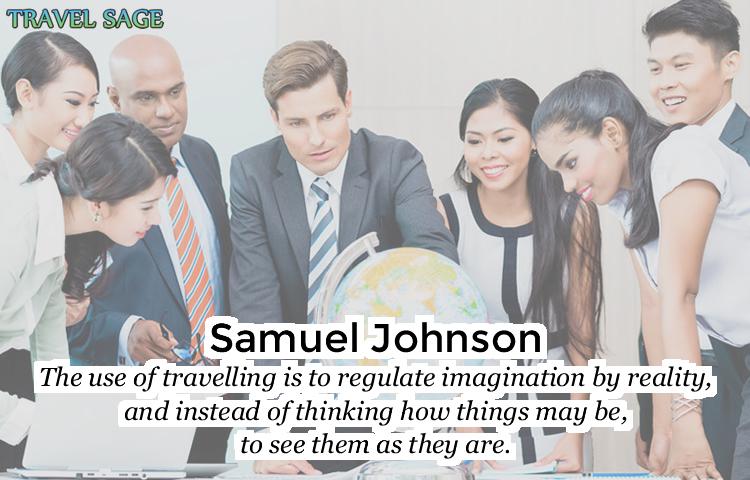 samuel johnson - regulate imagination