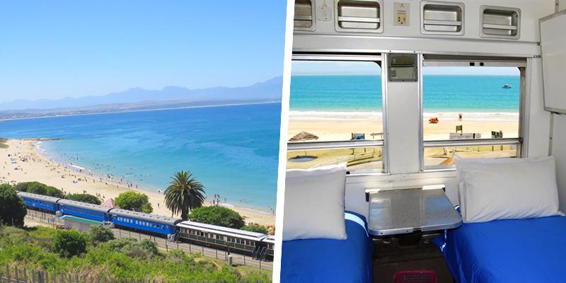 Santos Express, Mossel Bay, South Africa