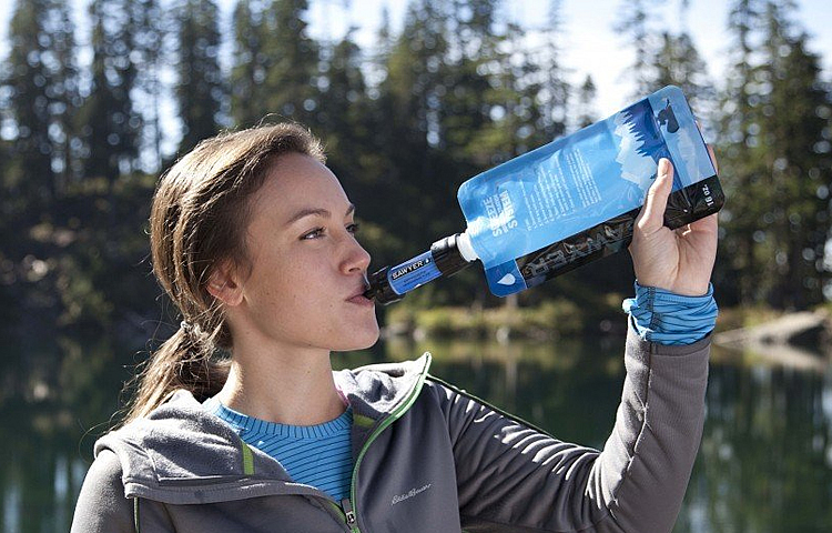 The Sawyer Mini Water Filtration System Review