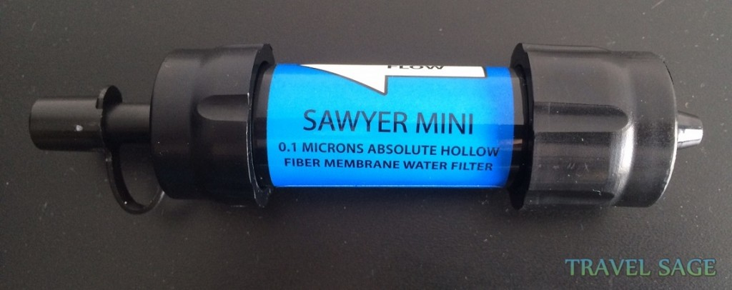 Sawyer Mini Water Filter System Review