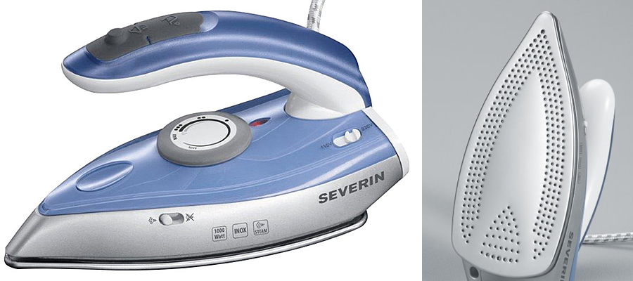 Severin Travel Steam Iron | BA3234