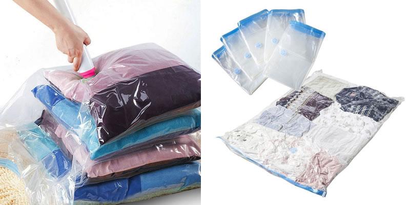 SpaceMax Jumbo Vacuum Storage Bags Review