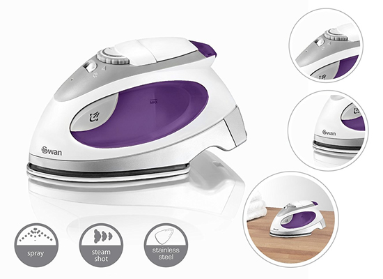 Swan Travel Steam Iron | SI3070N