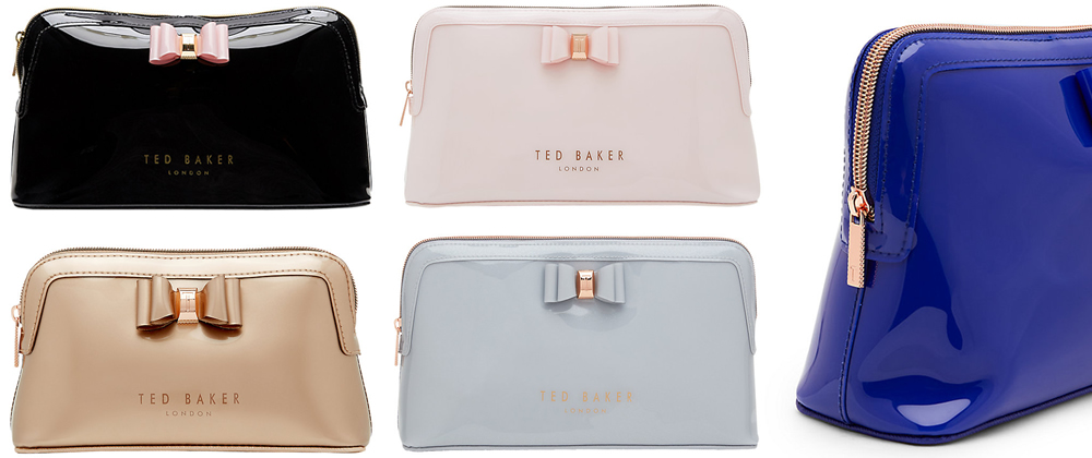 Ted Baker Jana Bow Ladie's Wash Bag