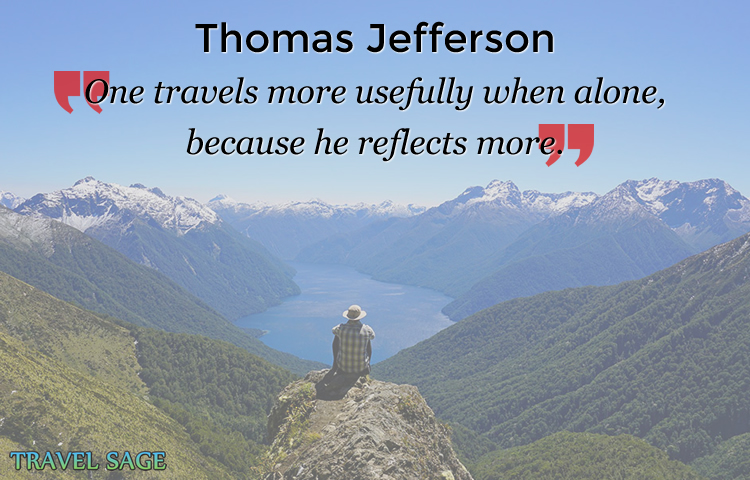 thomas jefferson - he reflects more
