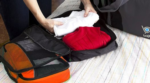 Top 5 Best Travel Packing Cubes