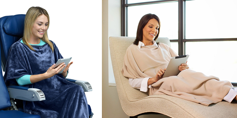 Travelrest 4-in-1 Premier Travel Blanket