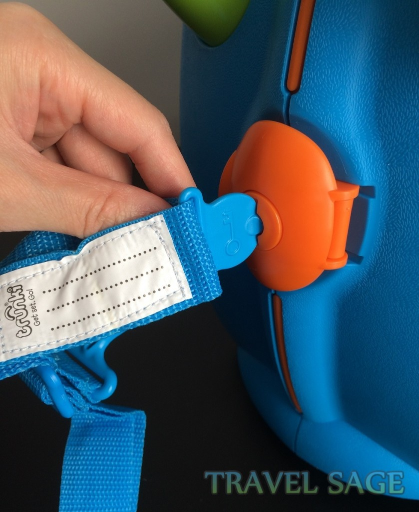 Carrying the Trunki Ride-On Suitcase Review