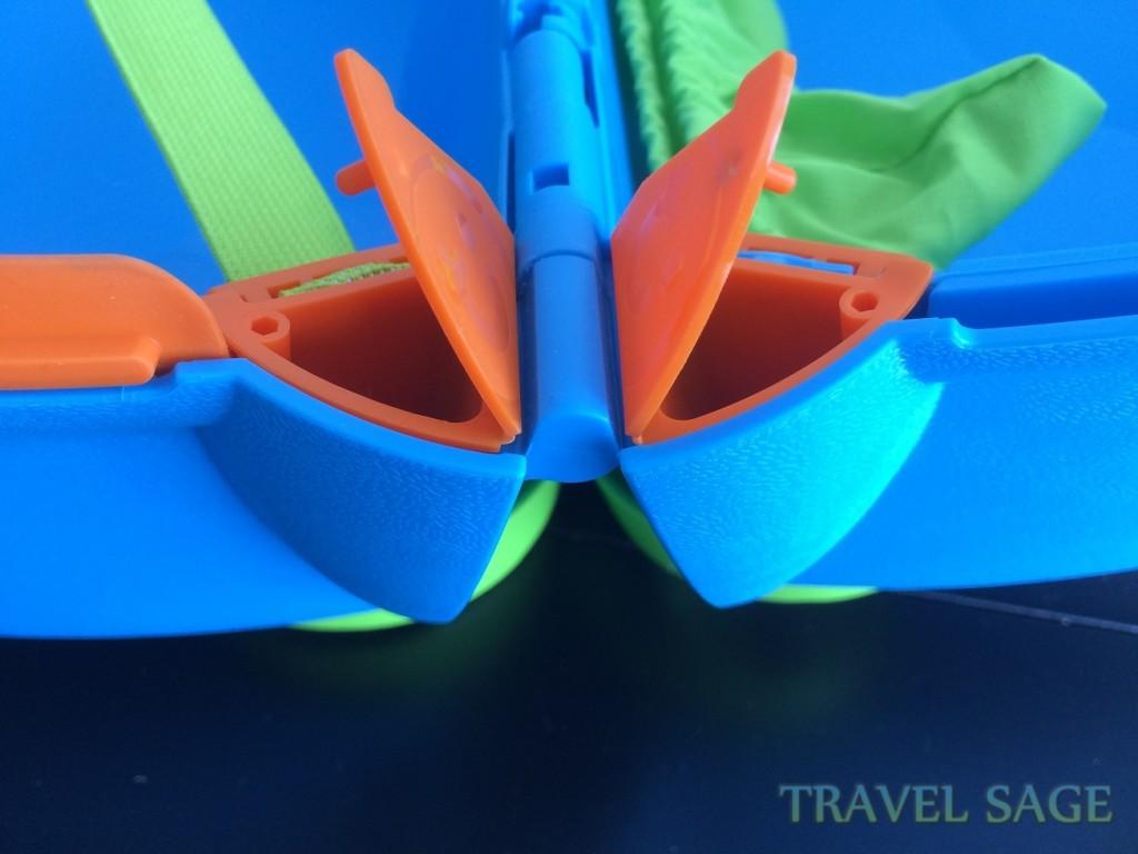 Trunki Ride-On Childrens Luggage