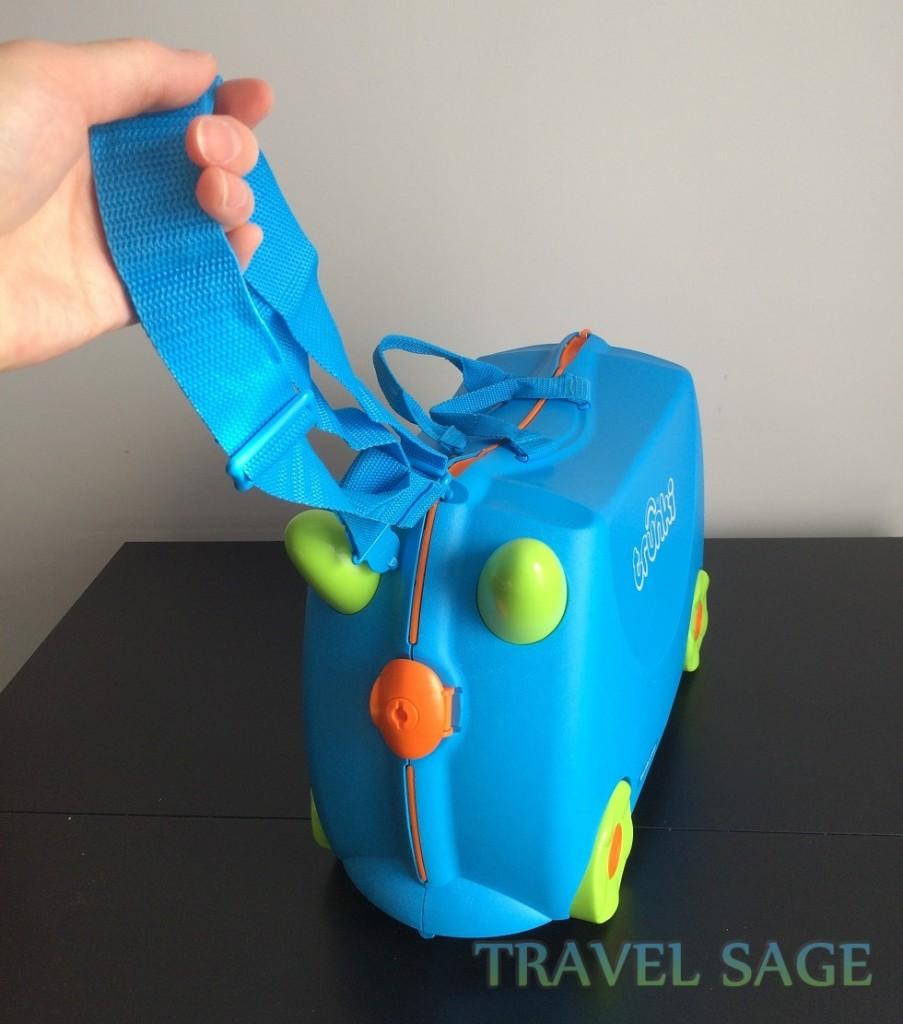 Trunki Ride-On Kids Suitcase Strap