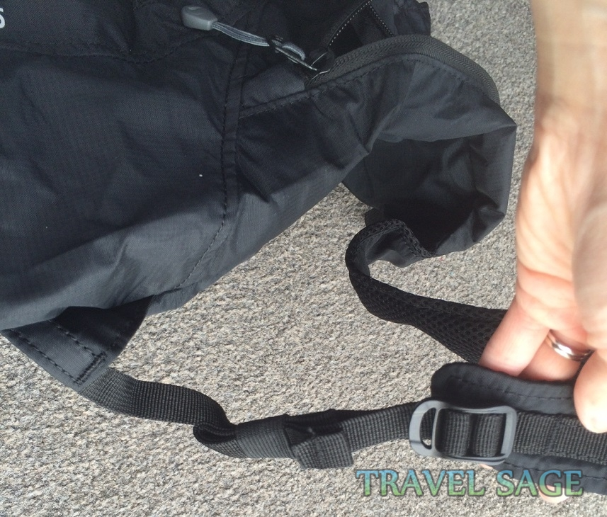 Vango Pac 15 Folding Backpack Review