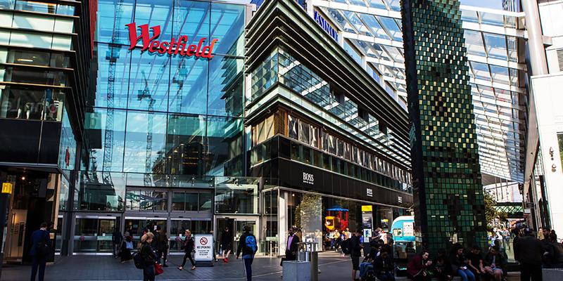 Westfield Stratford, London